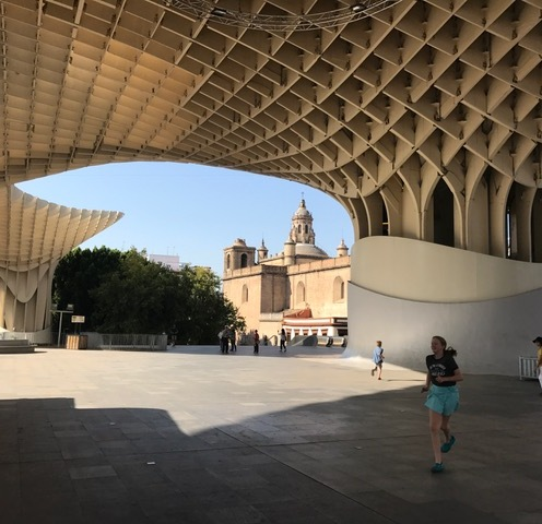 Las Cetas, also known as Metropol Parasol