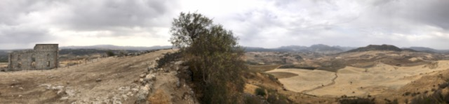 Panorama from Hilltop at