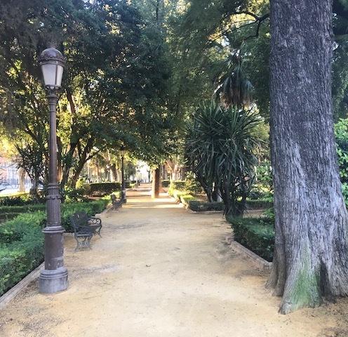 Jardin Path