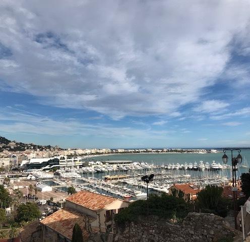 Le Vieux Port, from near Notre Dame d'Esperance